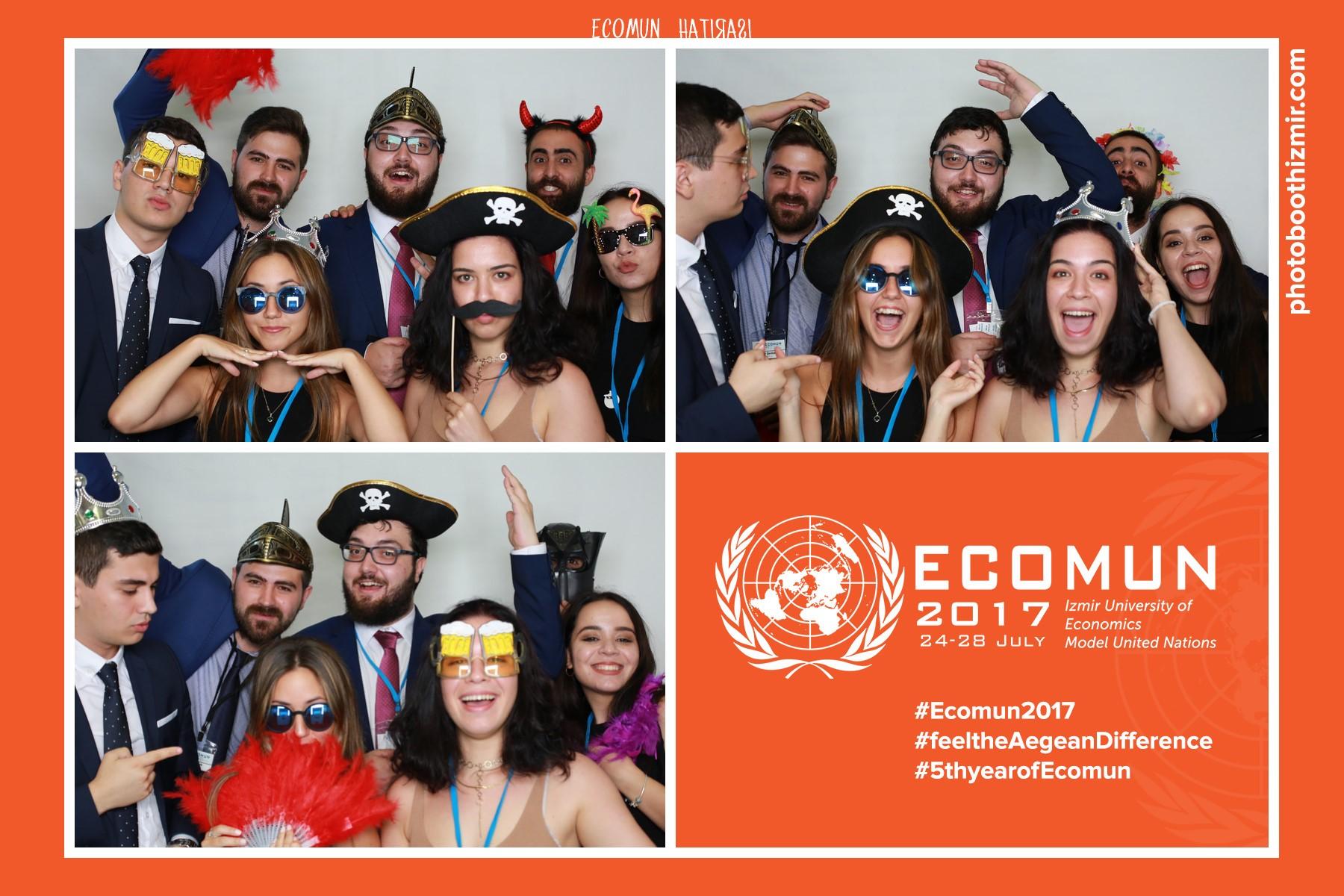 Ekonomi Üniversitesi Ecomun 2017
