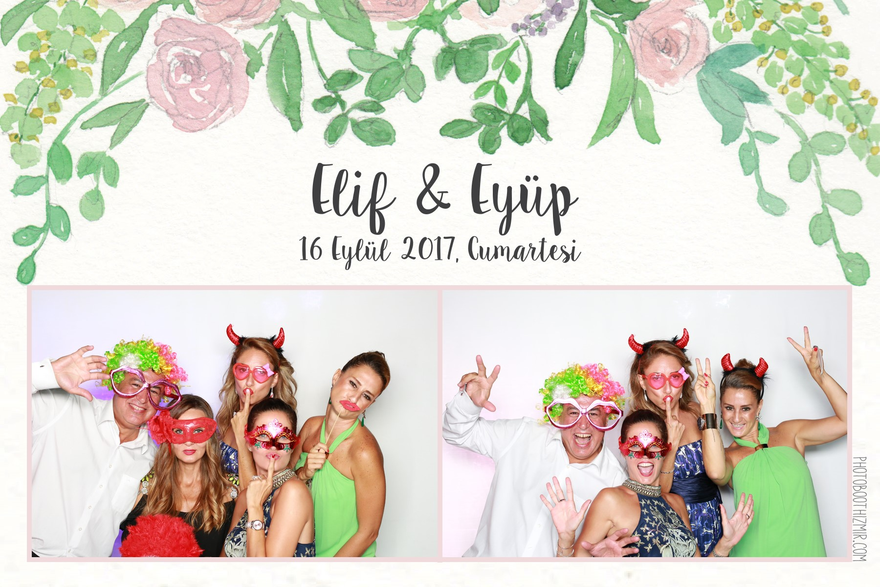 Elif + Eyüp Bodrum Düğünü