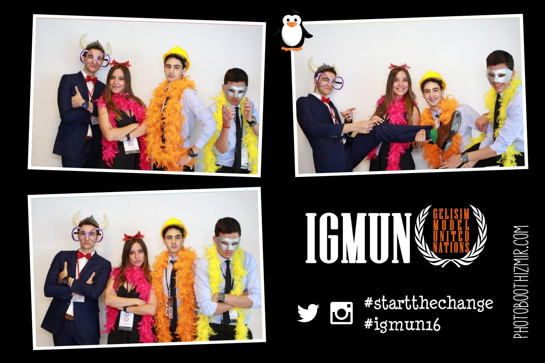 Gelişim Koleji - IGMUN 2016