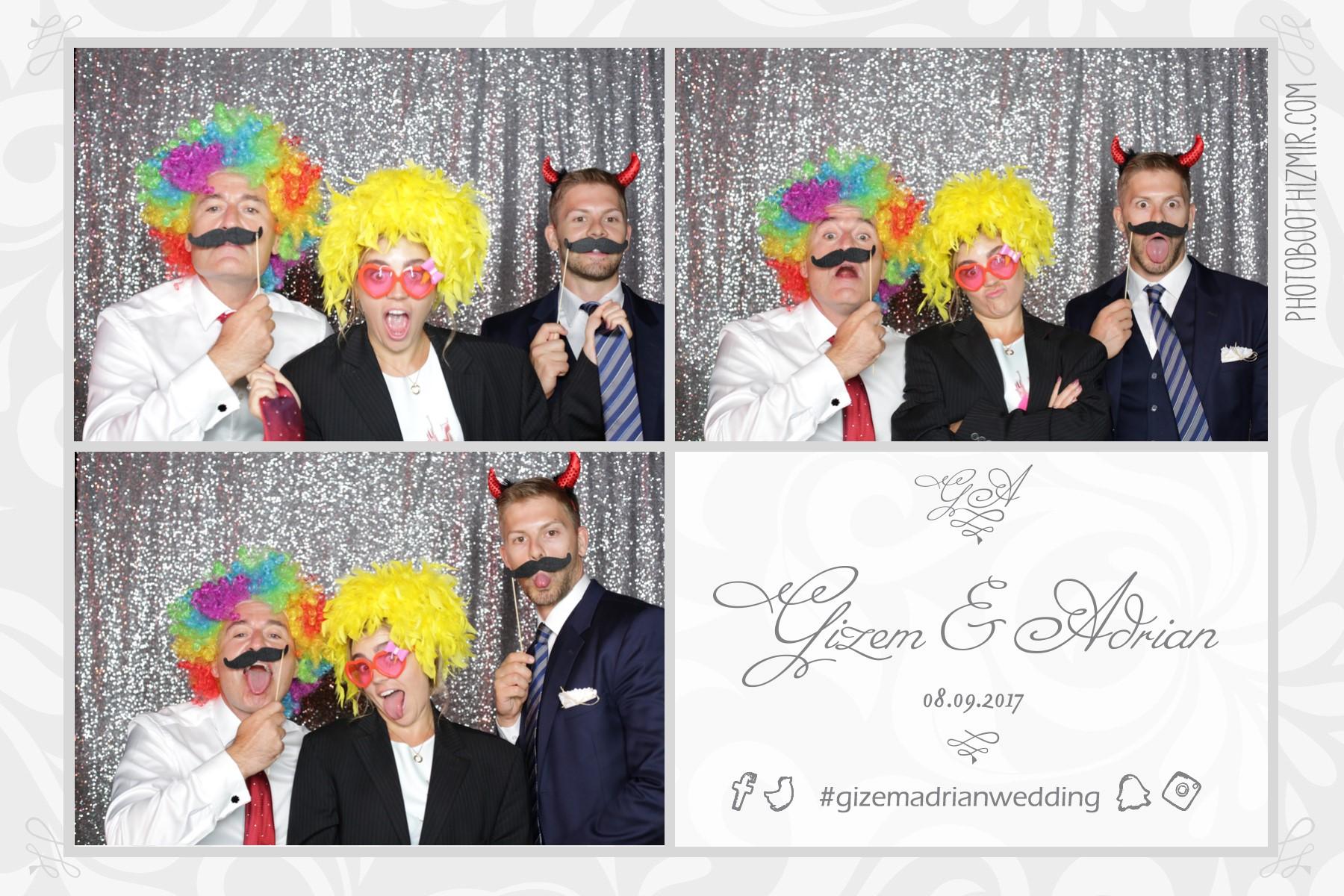 Gizem + Adrian Bodrum Düğünü