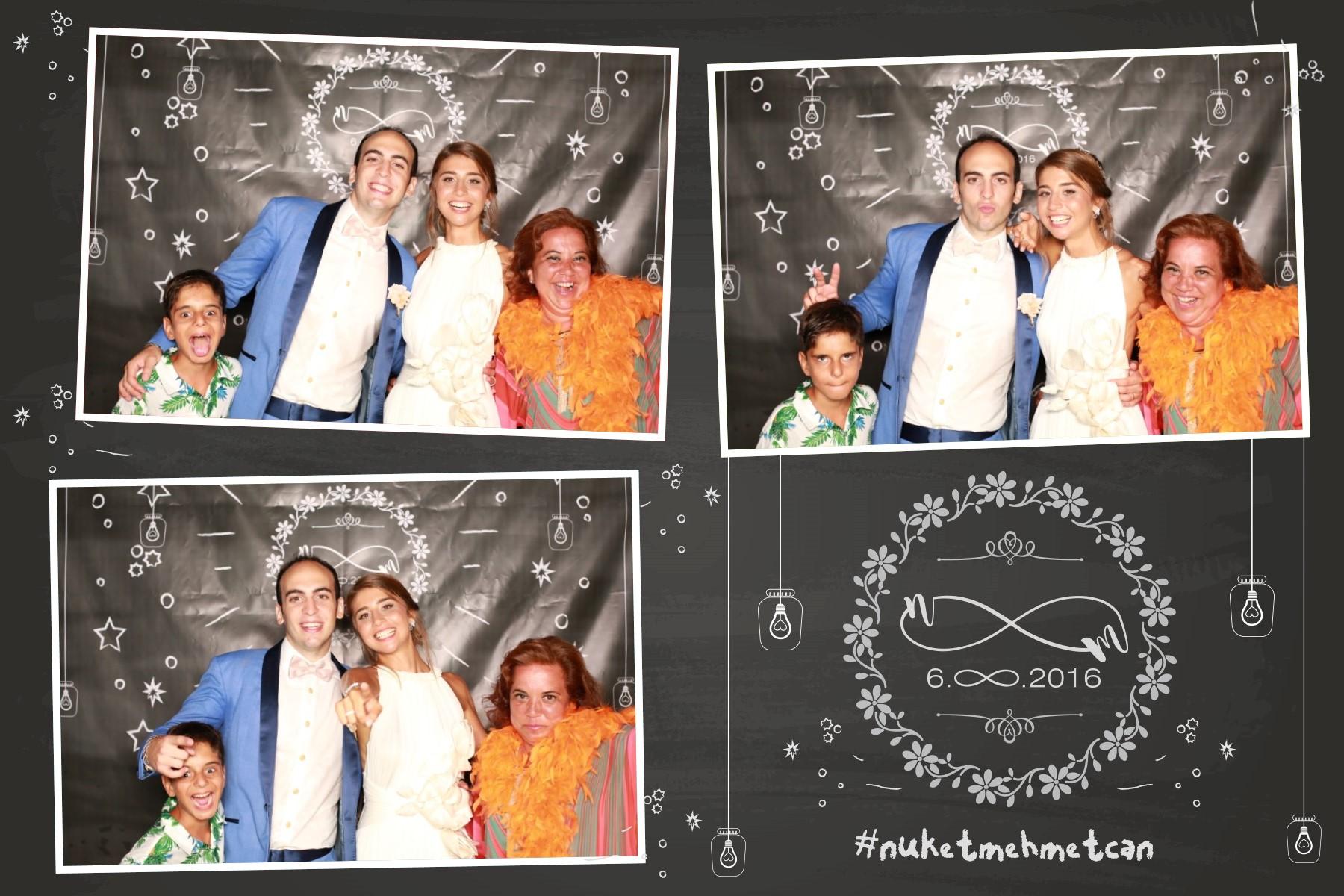 Nuket + Mehmetcan Bodrum Düğün