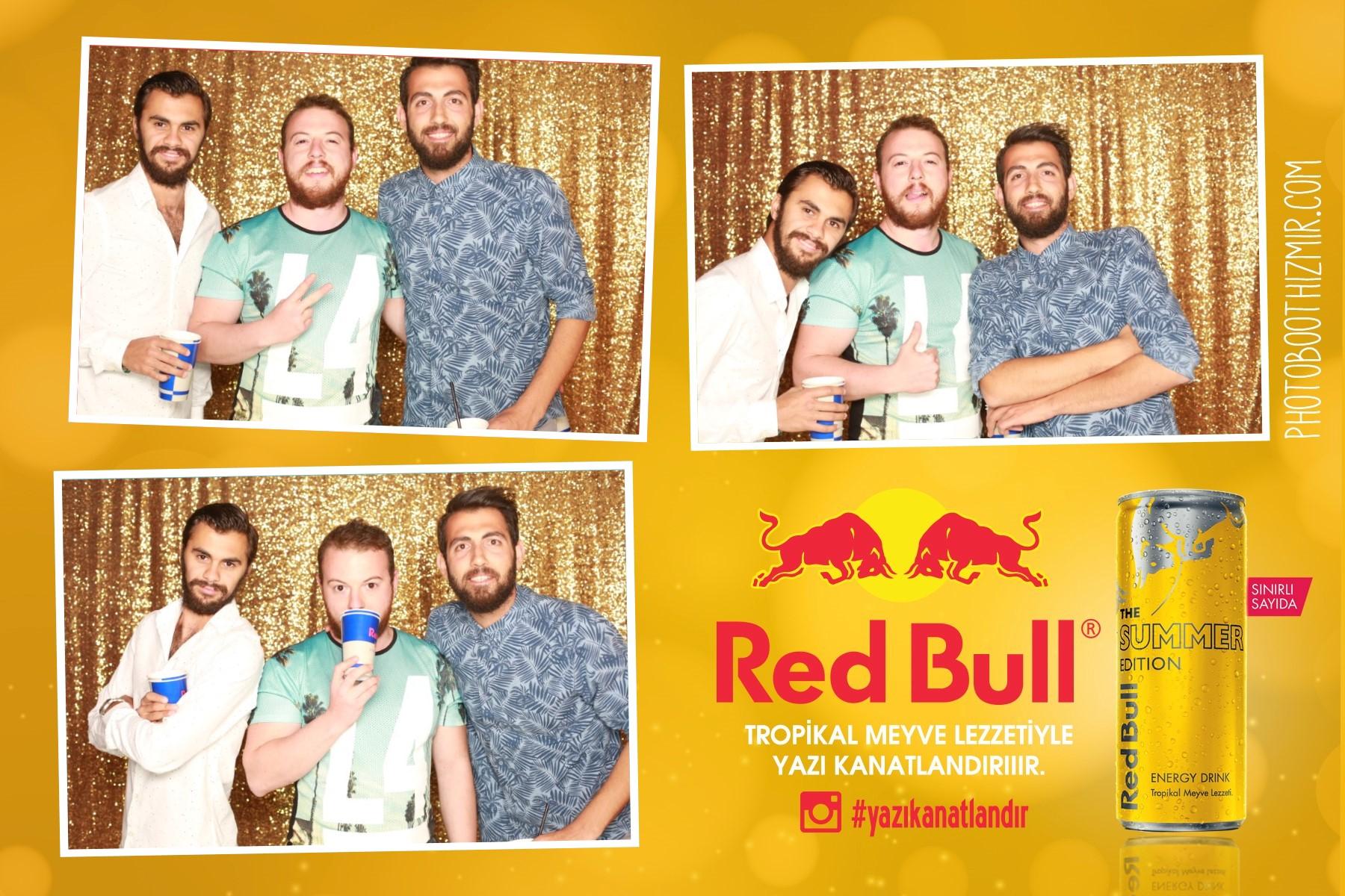 Redbull Bodrum Parti 2016